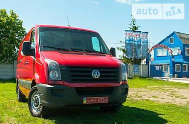 Volkswagen Crafter груз. 120Kwt/KLIMA 2014