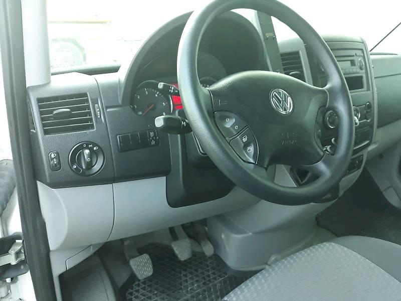 Volkswagen Crafter 2013 года