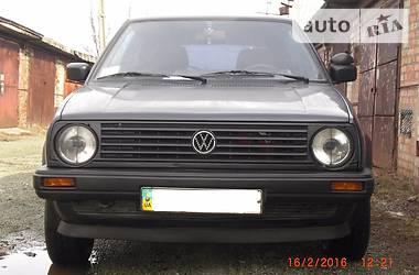 Volkswagen Golf GTI  1988