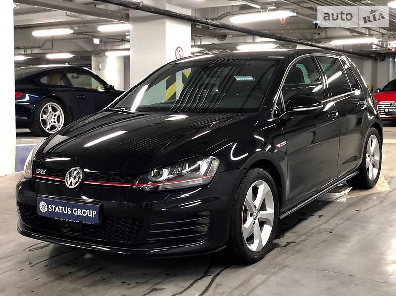 Volkswagen Golf GTI 2016 года