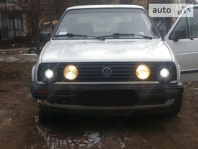 Volkswagen Golf 1986 року