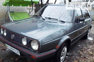 Volkswagen Golf II (19E. 1G1) 1.6 1987
