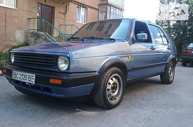 Volkswagen Golf II 10 Millionen 1989
