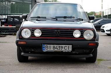 Volkswagen Golf II 1.8 GT 1990