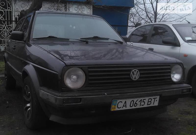 Volkswagen Golf 1990 року