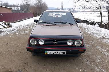 Volkswagen Golf II  1987