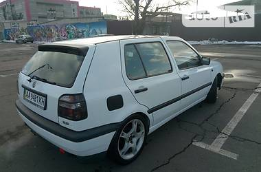 Volkswagen Golf III 2.8 VR6 1996