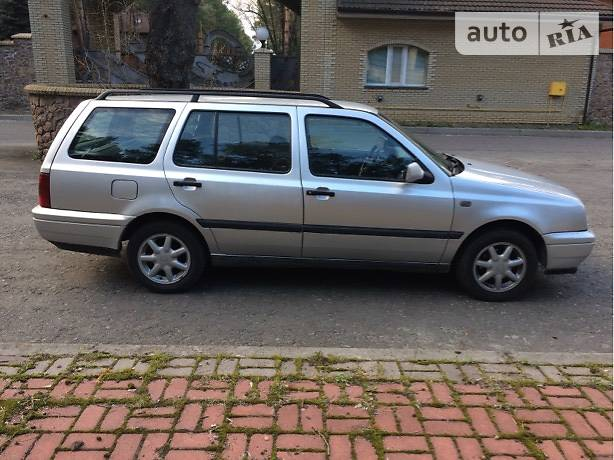 AUTO.RIA – Продам Фольксваген Гольф 3 Variant 1997 : 4500 ...