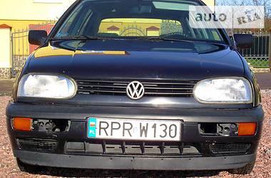 Volkswagen Golf III BLACK GAZ 1993