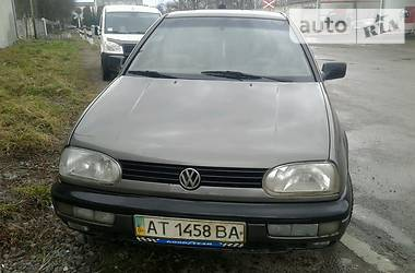 Volkswagen Golf III  1997