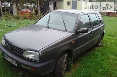 Volkswagen Golf III  1993