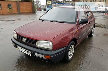 Volkswagen Golf III 1.8 1993