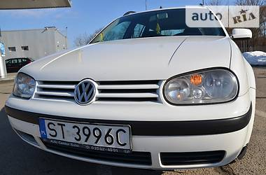 Volkswagen Golf IV EDITTER KLAS 2002