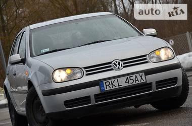 Volkswagen Golf IV COMFORT LIFT 2001
