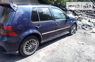 Volkswagen Golf IV 1.4 16V 1998
