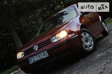 Volkswagen Golf IV 1.4i IDEAL EDITION 1999