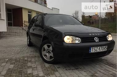 Volkswagen Golf IV Black Edition 1998
