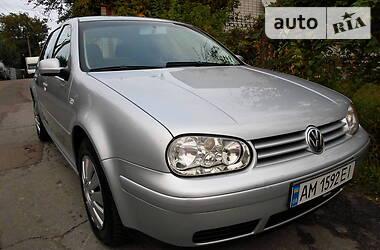 Volkswagen Golf IV PACIFIC 2003