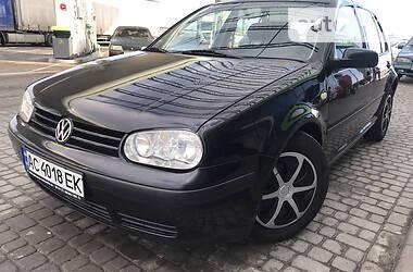 Volkswagen Golf IV special 1999