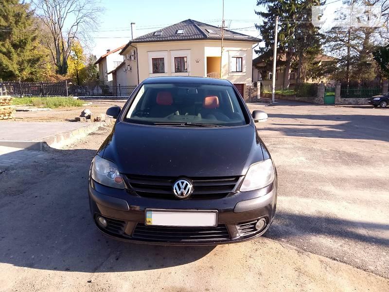 Volkswagen Golf Plus 2007 года