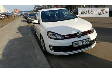Volkswagen Golf VI GTI 2011