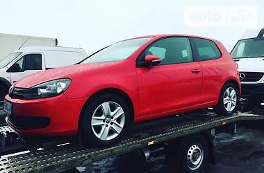 Volkswagen Golf VI TSI 2010
