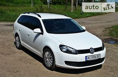 Volkswagen Golf VI Clima Navigation 2010