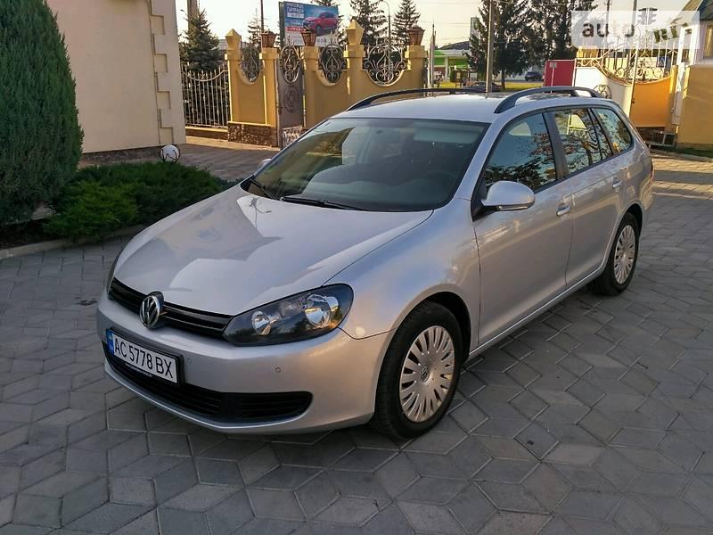 Volkswagen Golf 2011 года