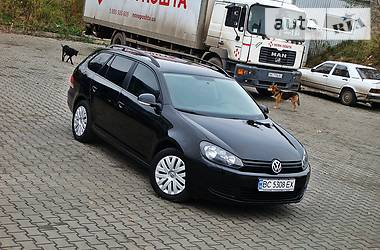 Volkswagen Golf VI Clima Germany 2010