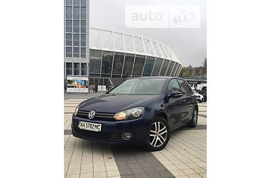 Volkswagen Golf VI Comfortline TDI NAVI 2012