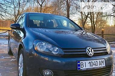 Volkswagen Golf VI Comfortline 2012