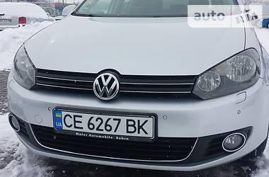 Volkswagen Golf VI HIGHLINE  2012