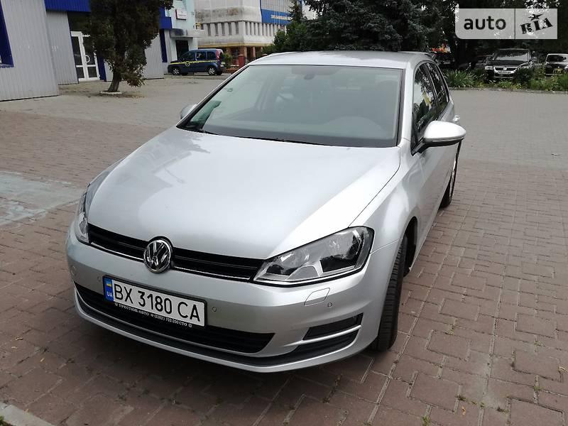 Volkswagen Golf 2013 року