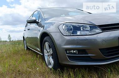 Volkswagen Golf VII Blumotion Tehnology 2014