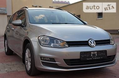 Volkswagen Golf VII Golf Variant 7 2014