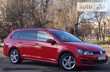 Volkswagen Golf VII 4Motion 1.6 TDI 2014
