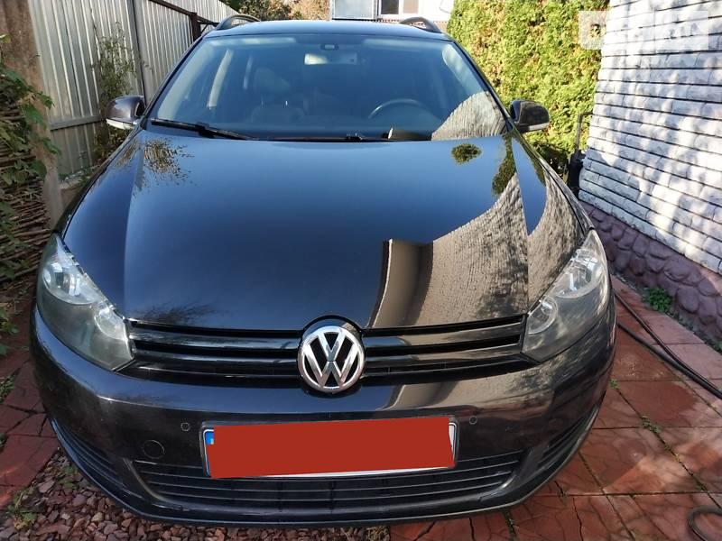 Универсал Volkswagen Golf