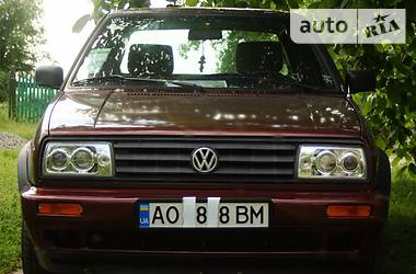 Volkswagen Jetta GL 1986