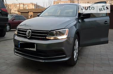 Volkswagen Jetta SE TSI 2015