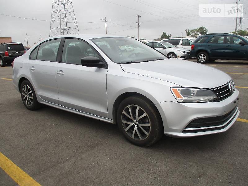 Volkswagen Jetta 2015 года
