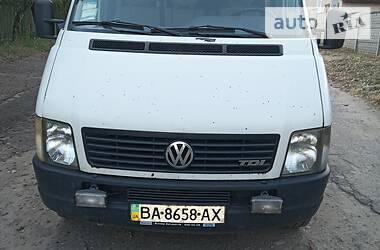 Volkswagen LT груз.-пасс. 2.5TDI 2006