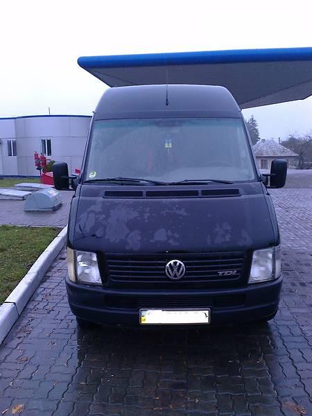 Volkswagen LT груз.