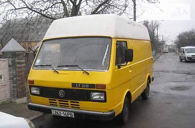 Volkswagen LT груз.  1991