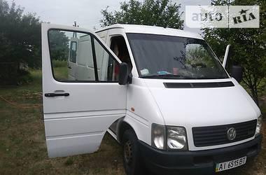 Volkswagen LT груз.  2003