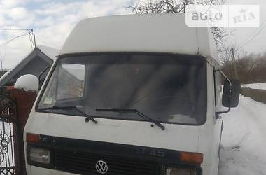Volkswagen LT груз.  1993