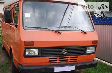 Volkswagen LT пасс.  1990