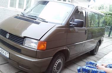 Volkswagen LT пасс.  1996
