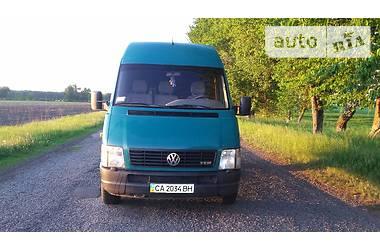 Volkswagen LT пасс. LT35 2002