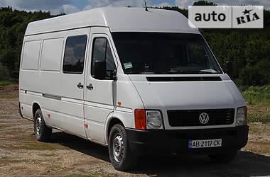 Volkswagen LT пасс. MAXI 1997