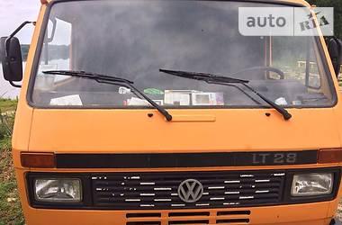 Volkswagen LT пасс. LT 28  1992
